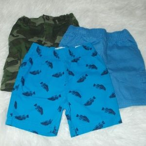 NWT The Children's Place Boys Shorts Size 2T